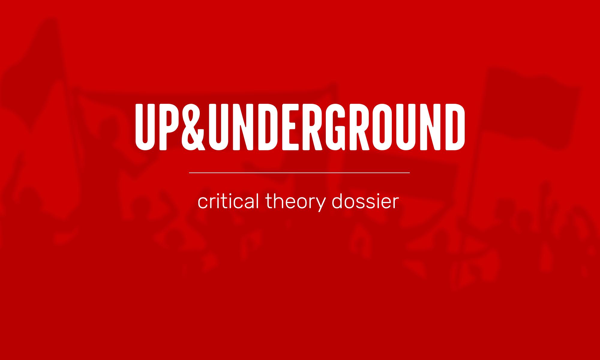 UP&UNDERGROUND
